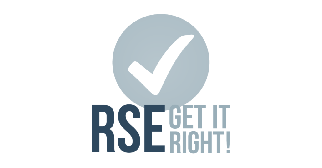 RSE - Get-it-Right Logo
